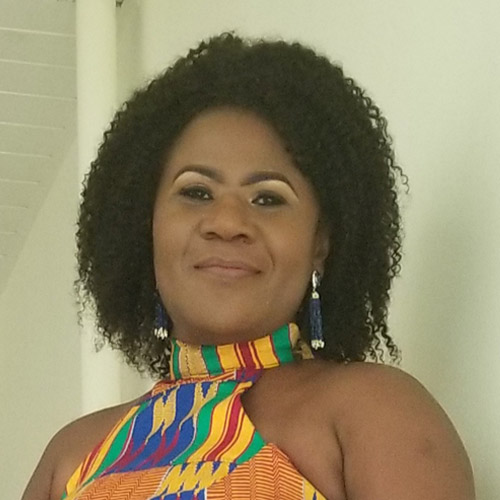 Ms. Edna Agyekum